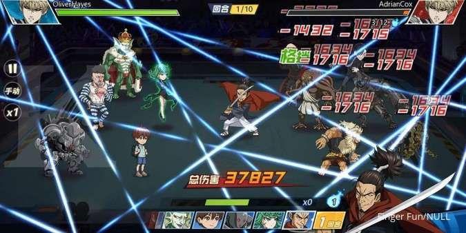5 game Android bertema Anime terbaru, bisa Anda mainkan sekarang juga!