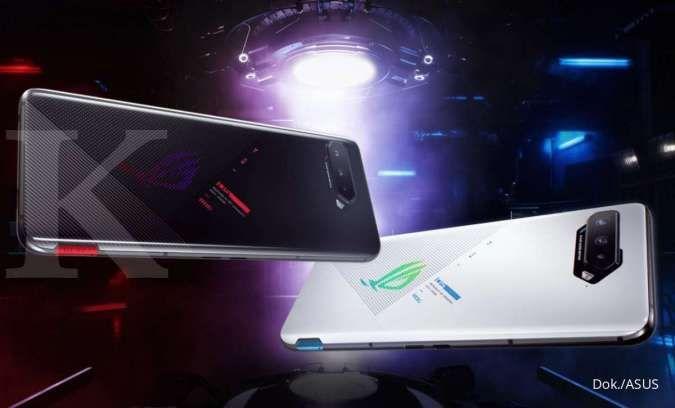 Daftar harga HP ASUS ROG Phone 5 di Indonesia, dibanderol mulai dari Rp 10 jutaan