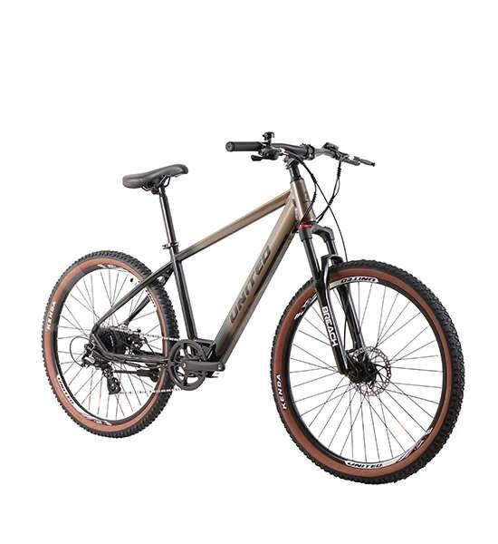 tangguh, harga sepeda gunung United Manrola e-bike ringan di kantong