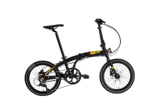Baru lagi, ini harga sepeda lipat Element Ecosmo 8 Reggae Edition yang tampil keren