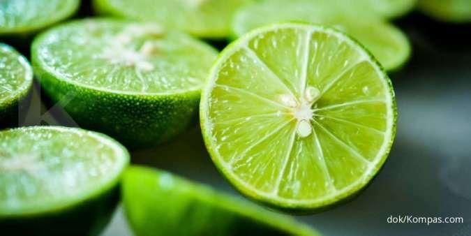 Salah satu manfaat jeruk nipis adalah berguna sebagai obat asam urat.