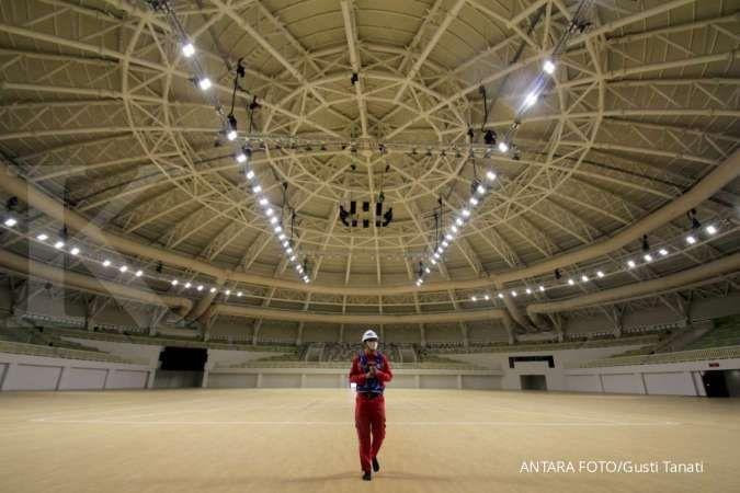 Kementerian PUPR targetkan tiga venue tambahan PON XX Papua kelar bulan Juli 2021