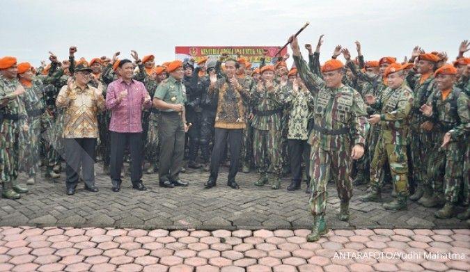 Kesempatan menjadi calon Tamtama PK TNI AU masih terbuka, simak kembali kriterianya