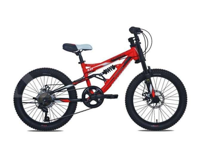 Sepeda gunung anak Pacific X-Cross 1.0
