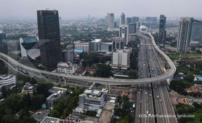 Cuaca hari ini di Jabodetabek cerah berawan, Bogor dan Tangerang hujan