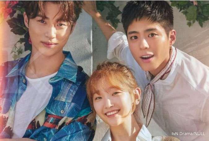 Drakor baru pemeran Jessica film Parasite, Park So Dam, segera tayang di Netflix