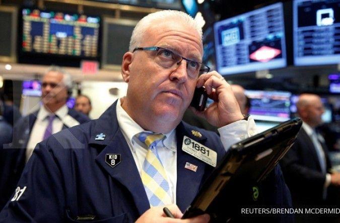 Masih menanti Yellen, bursa AS naik tipis
