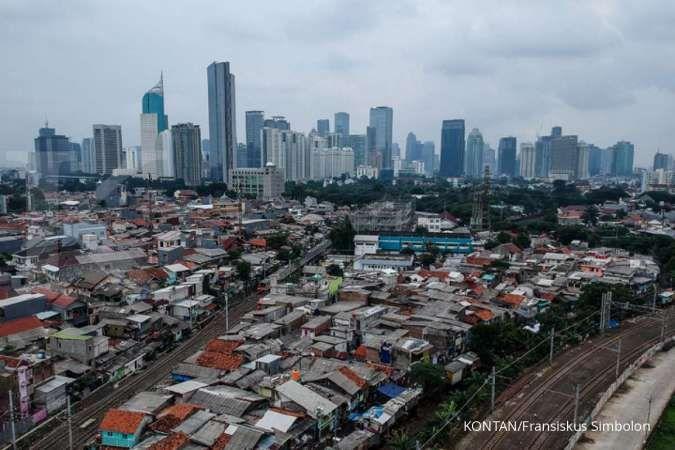 Cuaca besok di Jakarta cerah berawan dan berawan, suhu menyengat di siang hari