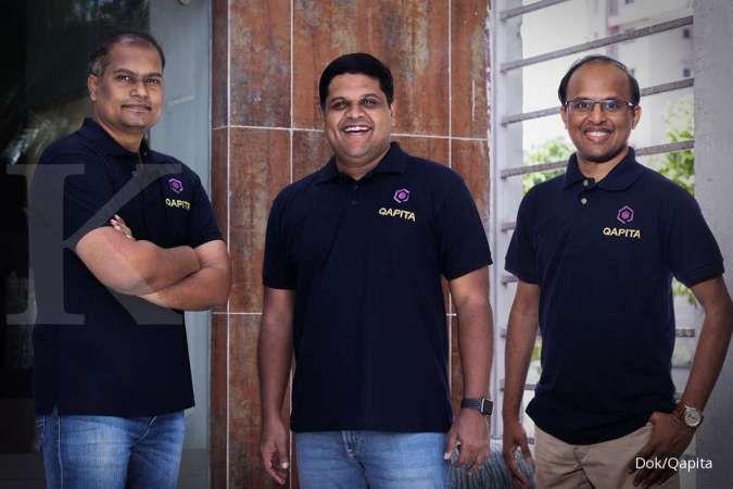 East Ventures pimpin putaran pendanaan Seri A sebesar US$ 15 juta untuk Qapita