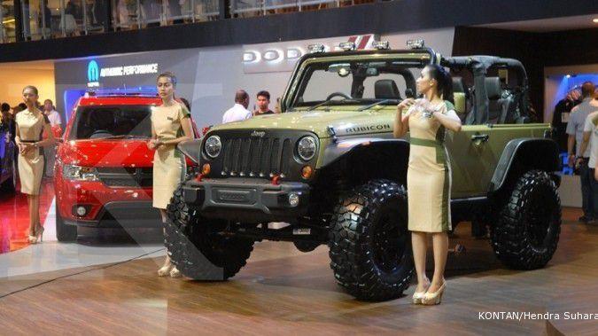Diskon besar, potongan harga mobil baru di IIMS Hybrid 2021 ini capai ratusan juta