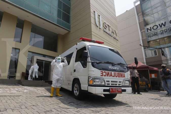 Ini daftar 33 hotel isolasi mandiri pasien Covid-19 OTG di Jakarta