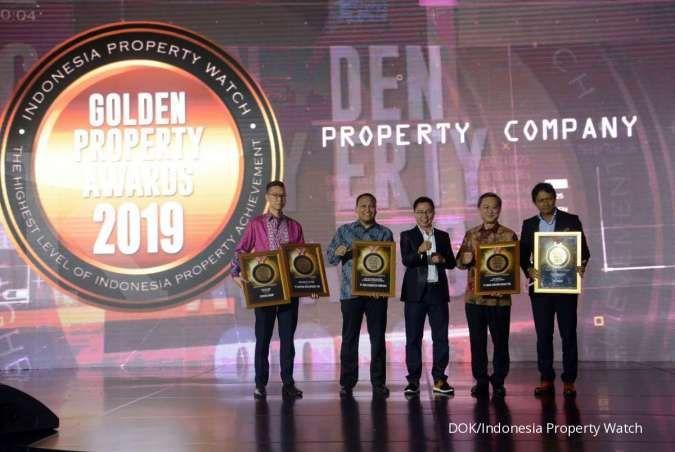 Ini daftar lengkap para jawara Golden Property Awards 2019