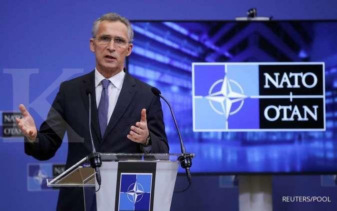 NATO: China semakin dekat, kami perlu merespons bersama sebagai aliansi