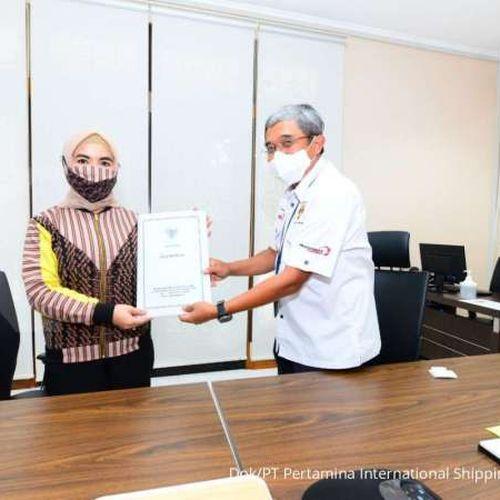 PT Pertamina International Shipping Ambil Alih Saham PT Peteka Karya Tirta, Restrukturisasi PIS Jadi Integrated Marine
