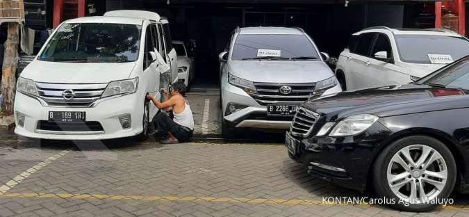 Harga mobil bekas mulai Rp 70 juta per akhir April 2021 berjenis MPV