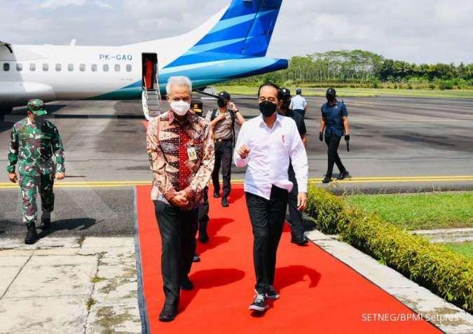 Kata Jokowi, pelajar yang sudah divaksin Covid-19 bisa belajar tatap muka terbatas