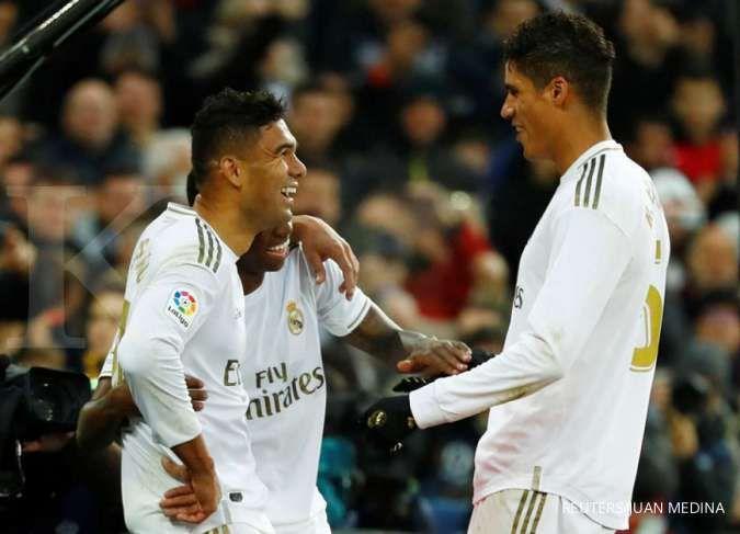 Real Madrid vs Monchengladbach di Liga Champions: Laga penentu siapa yang lolos