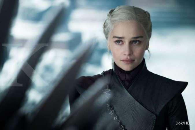 Marvel kabarnya gandeng bintang Game of Thrones, Emilia Clarke, di serial TV Disney+