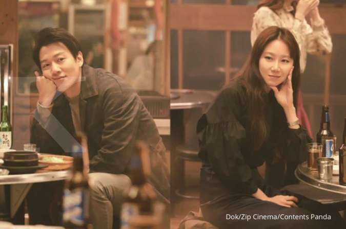 Film Korea romantis Crazy Romance memasangkan Kim Rae Won dan Gong Hyo Jin.