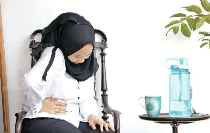 Gastroenteritis bisa jadi salah satu penyebab kram perut.