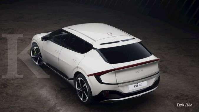 Varian mobil listrik Kia EV6 GT