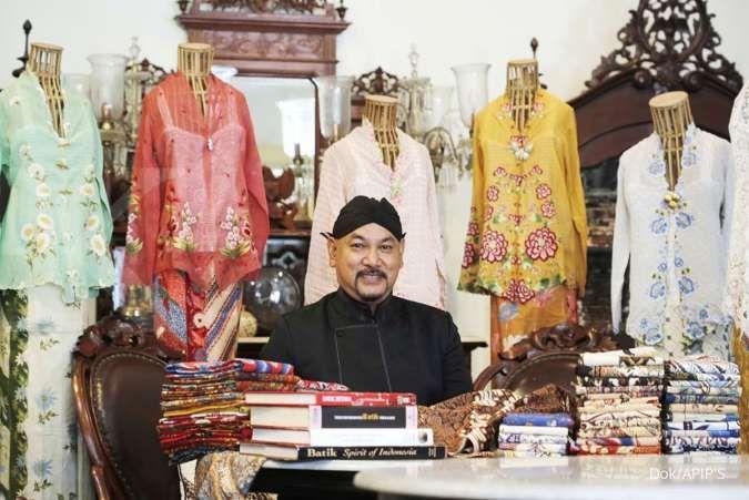 Bangga Buatan Indonesia: Koleksi batik Afif Syakur modal kembangkan Apip's Batik