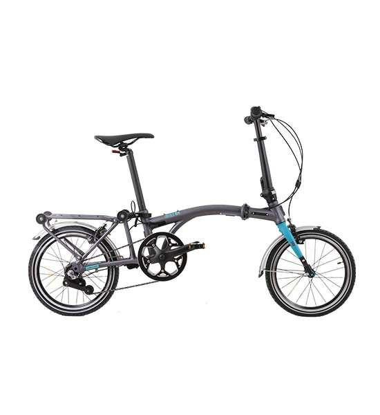 Baru, harga sepeda lipat United Trifold 3S 2020 ramah di kantong