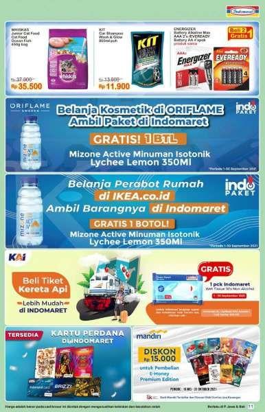 Promo Indomaret Super Hemat 22-28 September 2021
