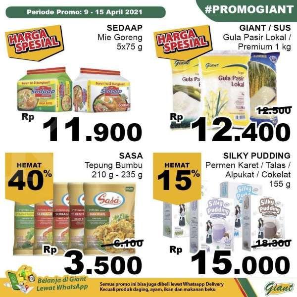 Promo Giant weekday 13 April 2021, diskonan produk rumah tangga mulai 10%-40%!