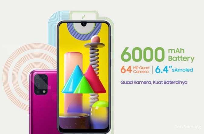 Siap-siap, Samsung Galaxy M31 mulai kebagian update One UI 3.0 dan Android 11