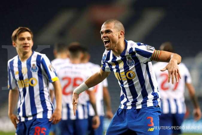 FC Porto vs Chelsea di Liga Champions: Adu lini pertahanan The Blues dan Dragoes