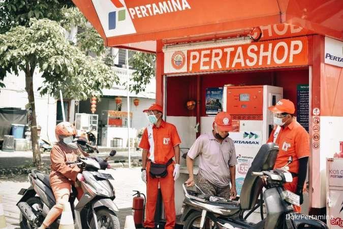 Cek, daftar harga BBM Pertamina terbaru April 2021 di Jawa Bali