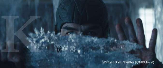 Trailer baru Mortal Kombat perlihatkan aksi Joe Taslim sebagai Sub-Zero
