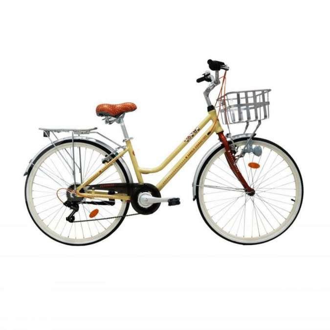 Sepeda wanita Element Sanrio