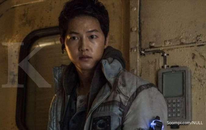 Space Sweepers, film Korea terbaru Song Joong Ki akan tayang di Netflix.
