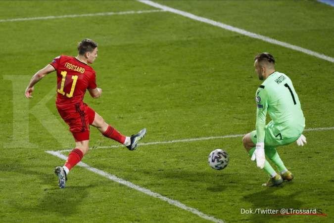 Belgia vs Rusia di Euro 2021: Setan Merah tertatih jelang kontra skuad Sbornaya