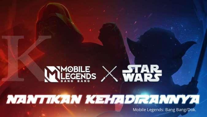 Resmi! Mobile Legends kolaborasi dengan Star Wars, hadirkan skin Argus dan Cyclops