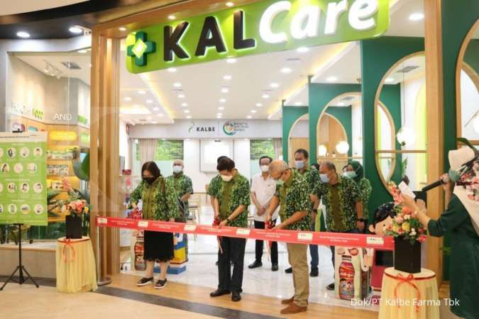 Pendapatan dan laba kuartal I naik, begini target kinerja Kalbe Farma (KLBF)