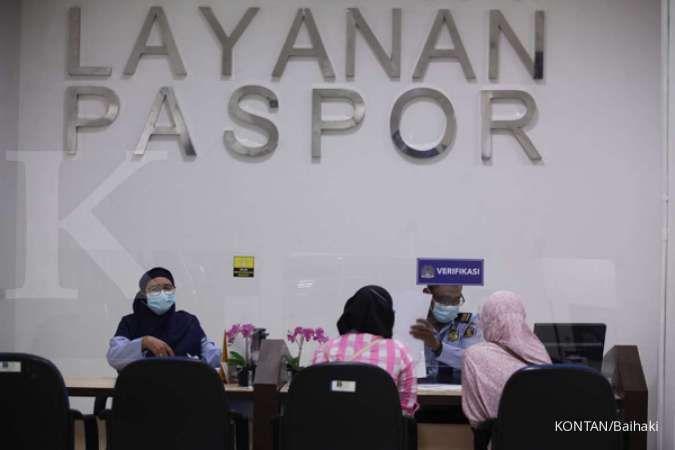 Inilah urutan dan cara perpanjang paspor secara online
