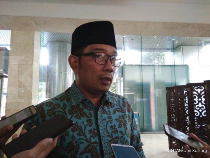 Ridwan Kamil ingin percepat penataan sungai Citarum