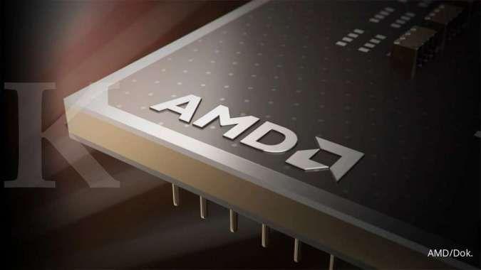Incar gamer dan content creator, AMD targetkan 150 laptop gunakan AMD Ryzen 5000