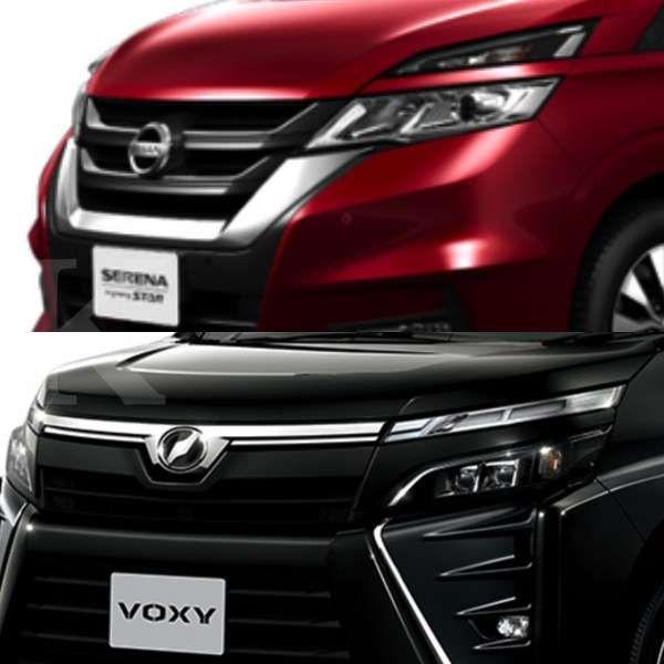 Simak komparasi mid-size MPV mewah, pilih Nissan Serena atau Toyota Voxy?