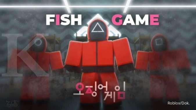 Permainan mirip serial Netflix Squid Game mulai populer di Roblox, sudah cobain?