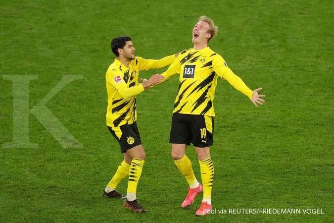 Man City vs Borussia Dortmund: The Citizens siap balaskan luka lama ke Die Borussen