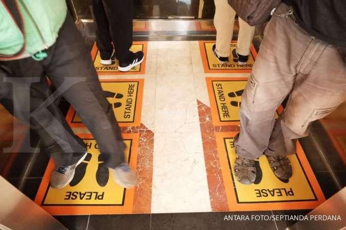 Tali lift yang dinaiki putus, Ketua DPRD DIY alami patah kaki