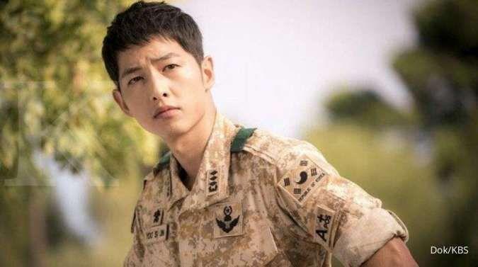 Drakor Descendants of the Sun populer, ini film & drama Korea terbaru para pemerannya