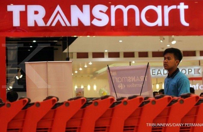 Transmart geber acara fesyen untuk dongkrak pengunjung