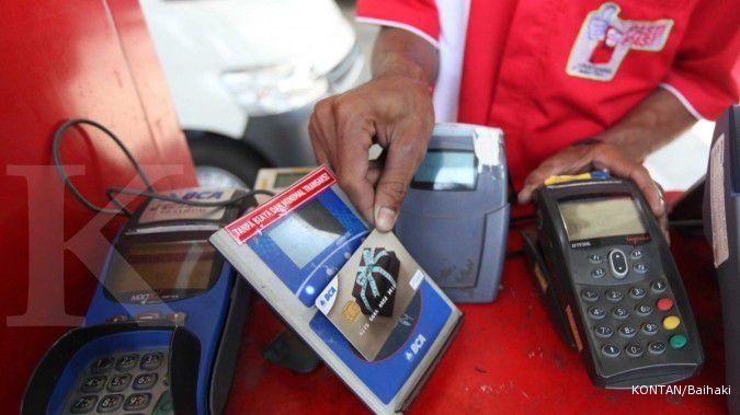 Mau top up Flazz BCA lewat ATM, simak caranya berikut ini