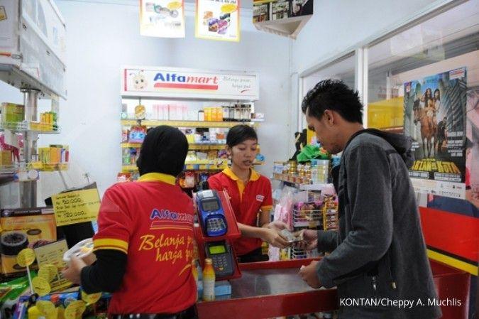 ShopeePay bidik transaksi pembayaran di 14.616 gerai Alfamart