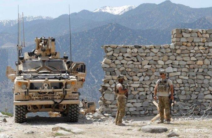 Meski seluruh tentaranya ditarik, AS berjanji akan tetap hadir di Afghanistan